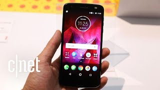 Moto Z2 Force: First hands-on