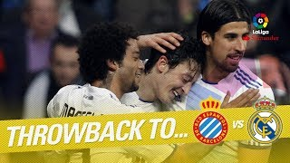Resumen De Rcd Espanyol Vs Real Madrid 0-1 2010/2011