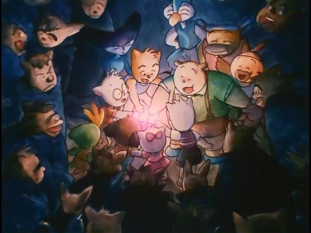 キテレツ、孫悟空、ばいきんまん、コナン、スネーク担当の声優陣が豪華集結!映画『ちびねこトムの大冒険 地球を救え!なかまたち』予告編
