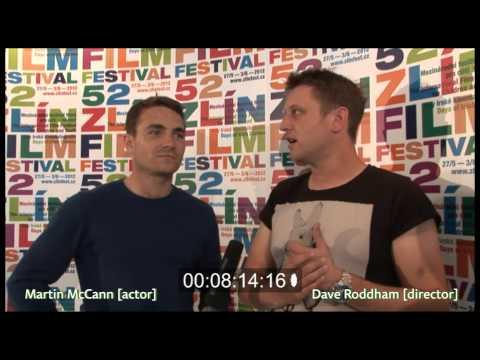 Martin McCann & Dave Roddham  Zlín Film Festival 2012