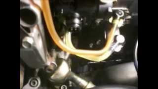 99 Mercedes-Benz E300 Turbodiesel Fuel Leak
