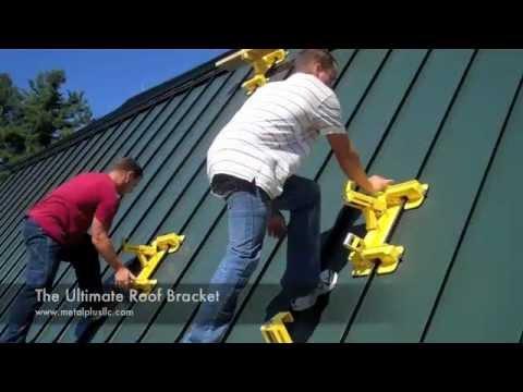 Standing Seam Metal Roof Brackets Www Metalplusllc Com