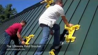 Standing Seam Metal Roof brackets www.metalplusllc.com