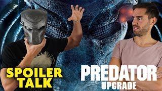 Predator Upgrade | SPOILERTALK | Spoiler / Kritik / Review