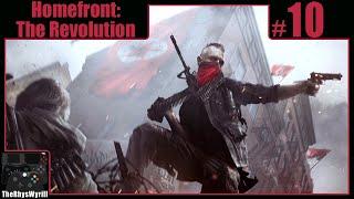 Homefront: The Revolution Playthrough   Part 10