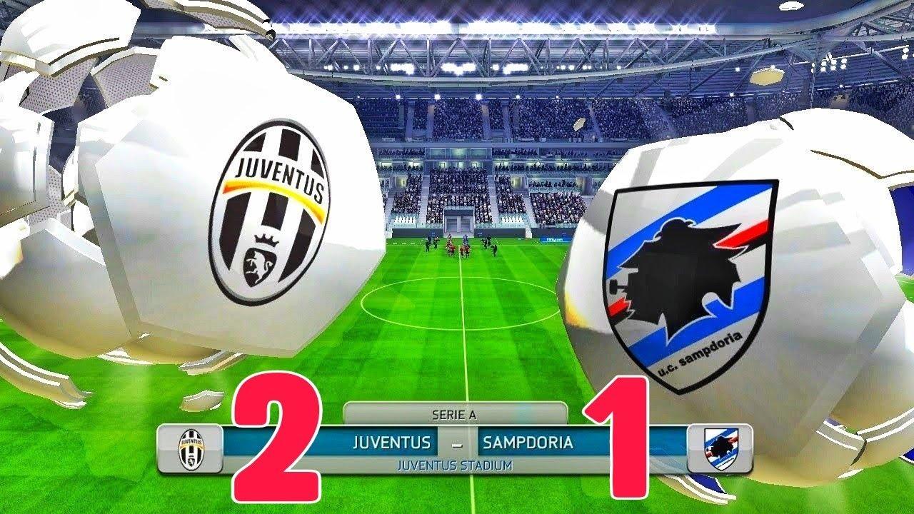 Juventus vs Sampdoria 2 - 1 GOALs RONALDO 29/12/2018 HD - YouTube