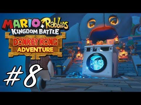 Donkey Kong Adventure #8 (Mario + Rabbids: Kingdom Battle DLC)
