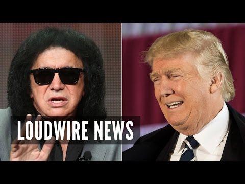 KISS Turn Down Donald Trump Inauguration Offer