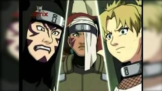 [Remastered] Jetix Czech - Naruto | Theme song season 3