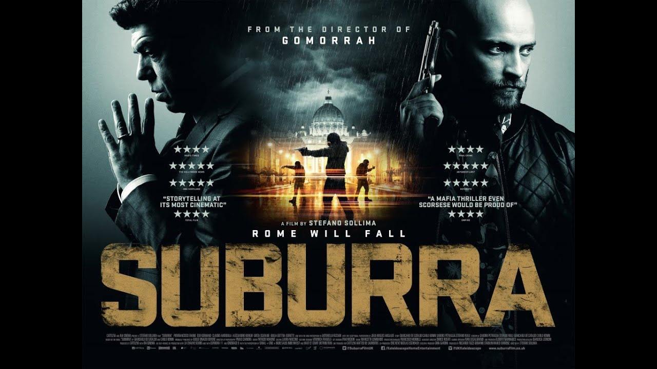 suburra serie streaming