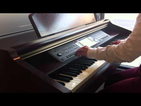 Used Yamaha CVP205 Digital Piano - Allegro Music Westcliff