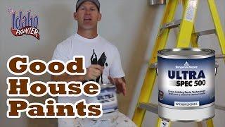 ULTRA SPEC 500 REVIEW Is Benjamin Moore Ultra Spec 500 A Good Paint?