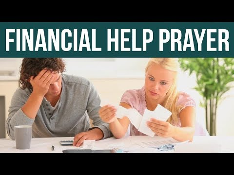 PRAYER FOR FINANCIAL HELP FROM GOD (finances miracle)