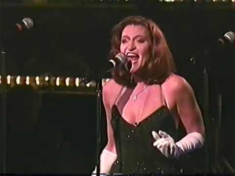 Barbara Cullen sings Stormy Weather, in CLUB MOROCCO