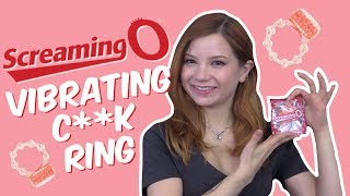 Screaming O Vibrating C*** Ring - Sex Toy Review