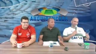 Programa Arquibancada - Boa x Goias | Oeste x Atletico | Vila Nova X Coritiba