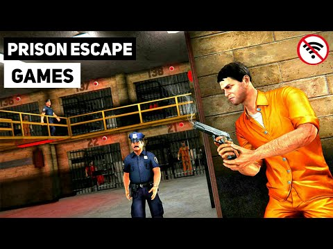 Top 3 Best Prison Escaping Games For Android Offline | Offline Prison Escape Games