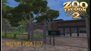 Zoo Tycoon 2 | Wildlife Park [07] Staff Center and Veterinary Office