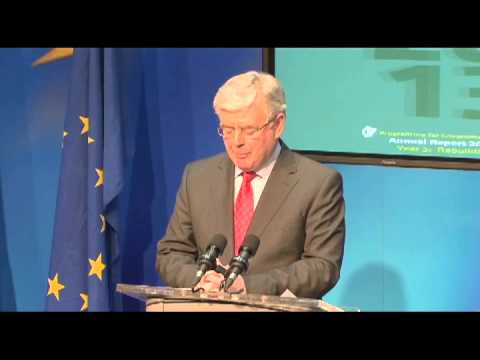 From Chaos to Stability - the Tánaiste Eamon Gilmore speaking about two years in Government