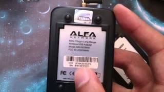 الحلقة760 : تعرف على الفروقات بين الـ Alfa wifi المقلدة والاصلية