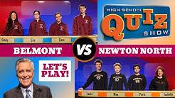 High School Quiz Show - Belmont vs. Newton North (805)