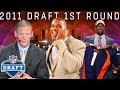 Поделки - 16 Pro Bowlers, Chaos at #26 Pick, & More!   2011 NFL Draft 1st Round