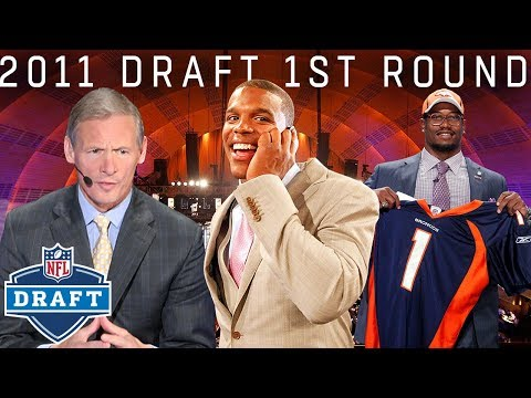 16 Pro Bowlers, Chaos at #26 Pick, & More! | 2011 NFL Draft 1st Round