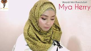 Cover images MYA HERRY -  'Aisyah Istri Rasulullah' LIVE COVER