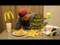 100 NUGGET CHALLENGE GONE WRONG!!
