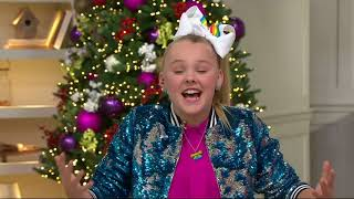Jojo Siwa Necklace or Bow with Singing Music Box on QVC