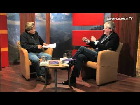 Dr. Peter Plichta: Benzin aus Sand (Alpenparlament.TV)