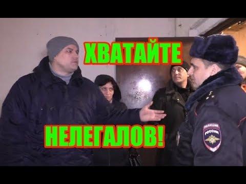 Тайная жизнь Московских гастарбайтеров. Часть 1. Молдавская Днюха