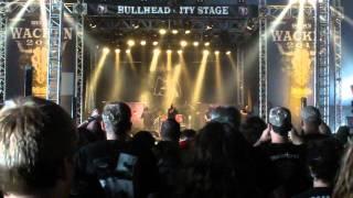 Onslaught @ Wacken 2011 - Born For War