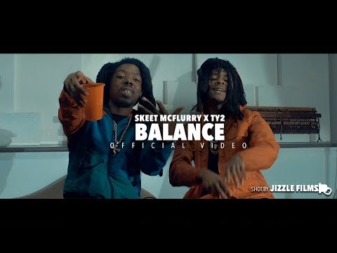 D-Lo Aka Skeet McFlurry x LennoX Cartel - Balance (Official Music Video) [Shot By Jizzle Films]