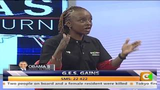 Sunday Live interview with Andrew Herscowitz and June Muli