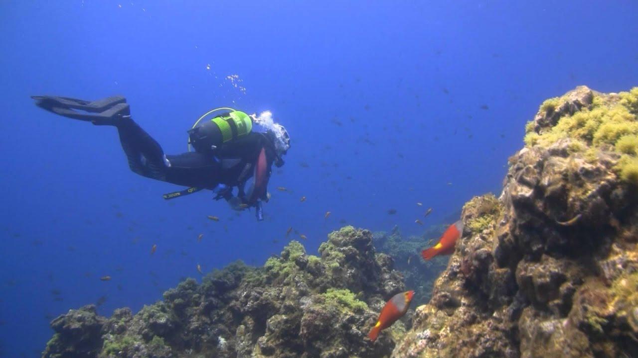 Santa Maria ǀ Underwater Adventure