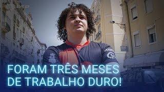 """Entrevista com o jogador de Hearthstone da Grow uP, João """"Zuka"""" Oliveira"""