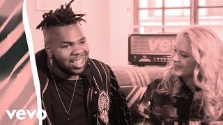 MNEK, Zara Larsson - VVV - MNEK vs Zara Larsson Question Game!