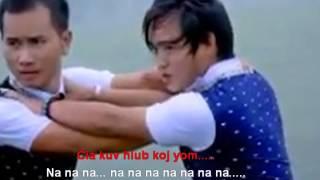 Kuv xav hais kuv xav qhia - Instrumental/karaoke [HmongSub]