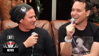 Mark Hoppus And Tom DeLonge Reunite, Discuss Blink-182