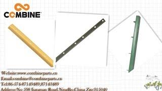 Combine Rasp bar manufacturer
