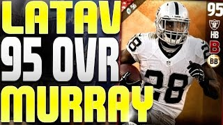 95 OVERALL LATAVIUS MURRAY IS A TANK!! NEW SEASON STARS OUT NOW!