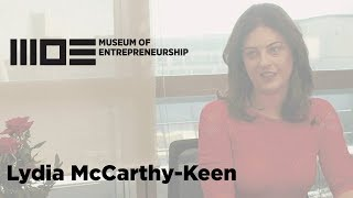"""""""We Can Live In A World Without Mined Diamonds"""": Lydia McCarthy-Keen - Museum Of Entrepreneurship"""