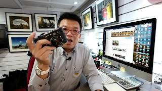 Leica M5 Rangefinder相機不要被他的外型欺騙了