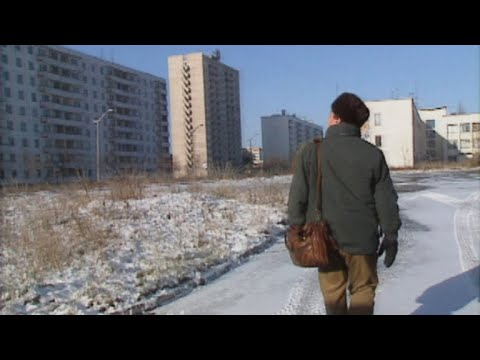 February 18, 1990: The abandoned city of Pripyat
