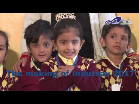 The making of Indutsav 2017 || IWS Ludhiana || Indus World School Ludhiana