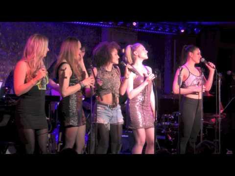 "Broadway Loves The Spice Girls - ""Saturday Night Divas"""