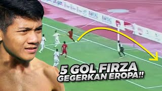 Download VIRAL‼️ 5 Gol Berkelas Firza Andhika Yang Membuat Eropa Kepincut Kepadanya • Timnas • FC Tubize