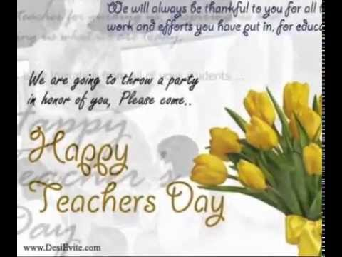 Invitation for teachers day invitationjpg teachers day invitations you m4hsunfo