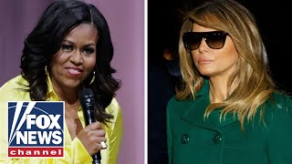 Double standard? Media hypocrisy over first lady fashion